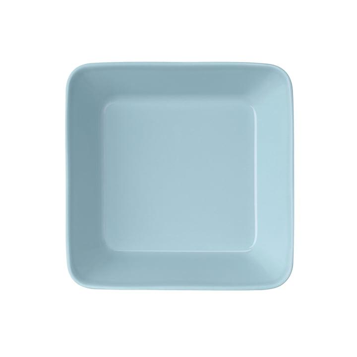 Iittala - Teema Teller / Schale 16 x 16 cm, hellblau