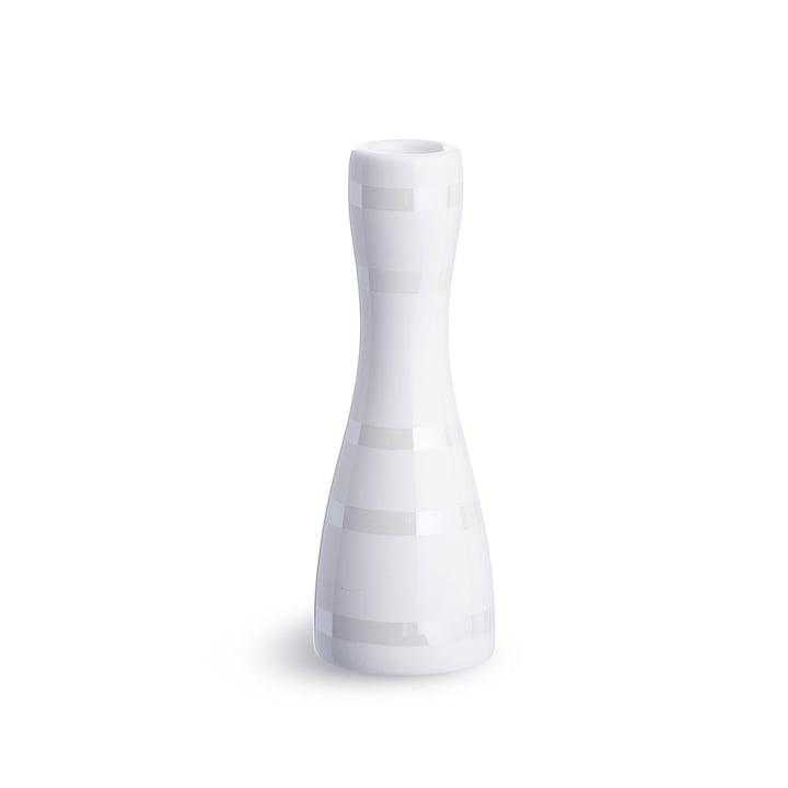 Omaggio Kerzenhalter 16 cm von Kähler Design in Perlmutt