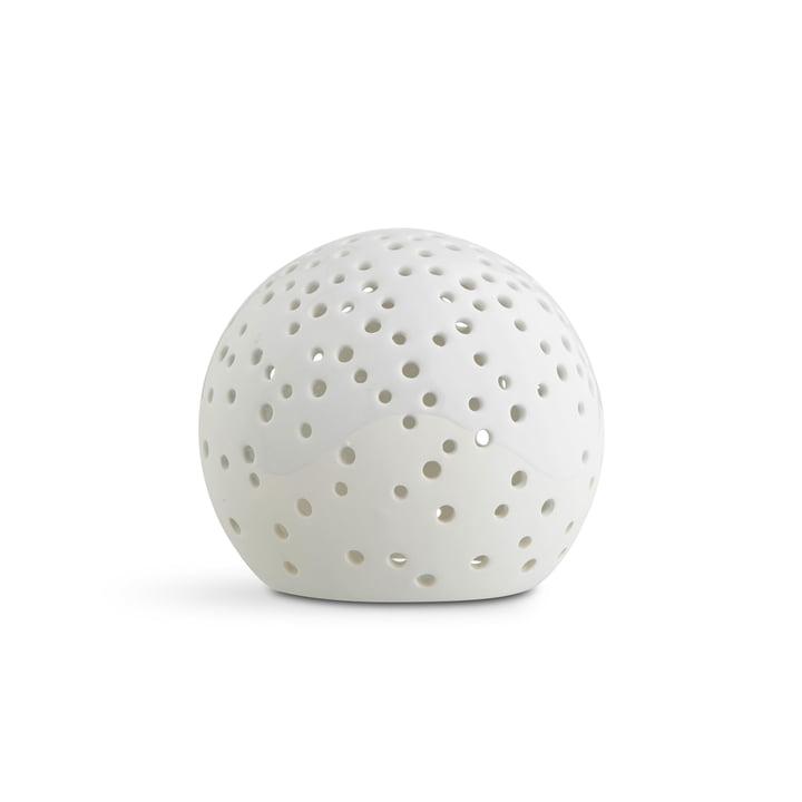 Nobili Teelichtleuchter Kugel Ø 12 cm von Kähler Design