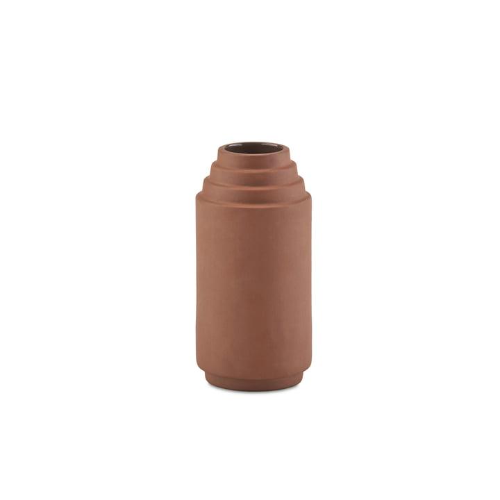 Edge Vase H 16 cm von Skagerak