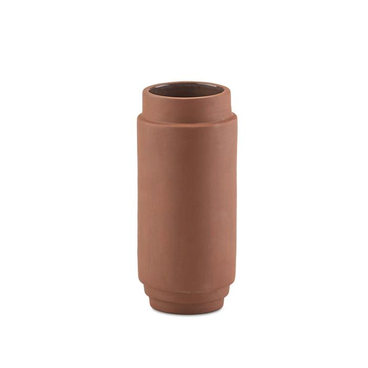 Edge Vase H 20 cm von Skagerak