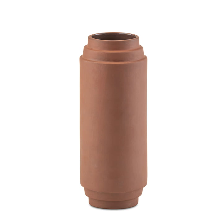 Edge Vase H 25 cm von Skagerak