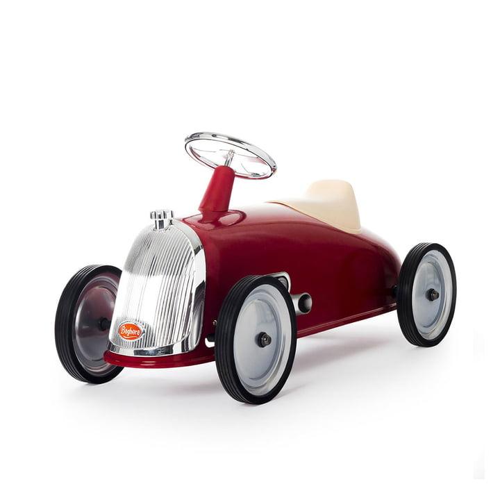 Rider Rutschfahrzeug von Baghera in Rot