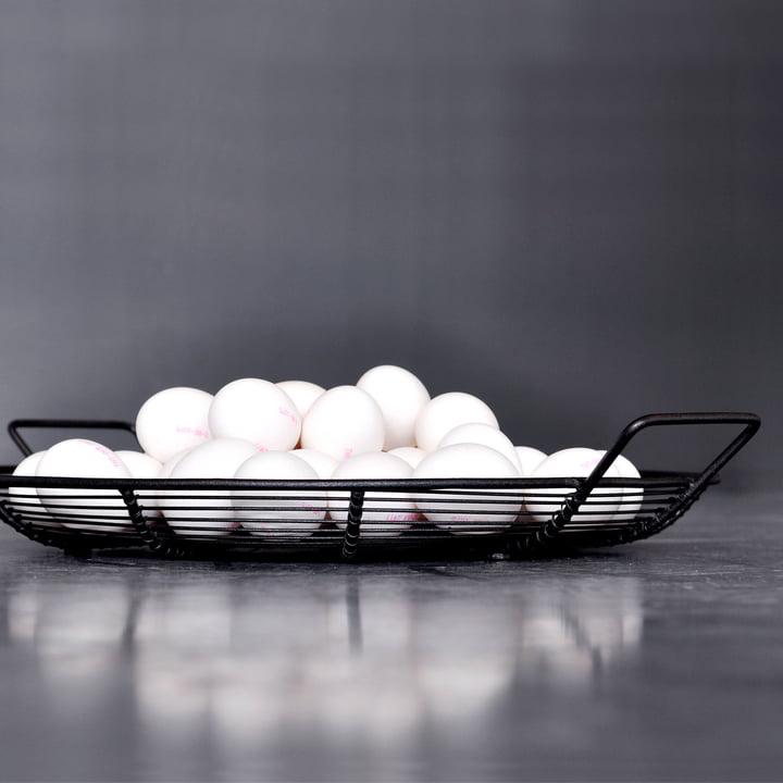 Dora Tray von XLBoom mit Eiern