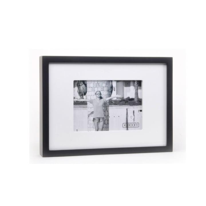 Berlin Frame 13 x 18 cm von XLBoom in Weiß / Schwarz