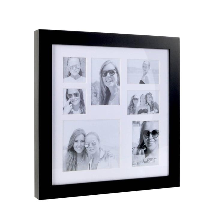 Multi Photo Rahmen für 7 Bilder von XLBoom in Coffee Bean