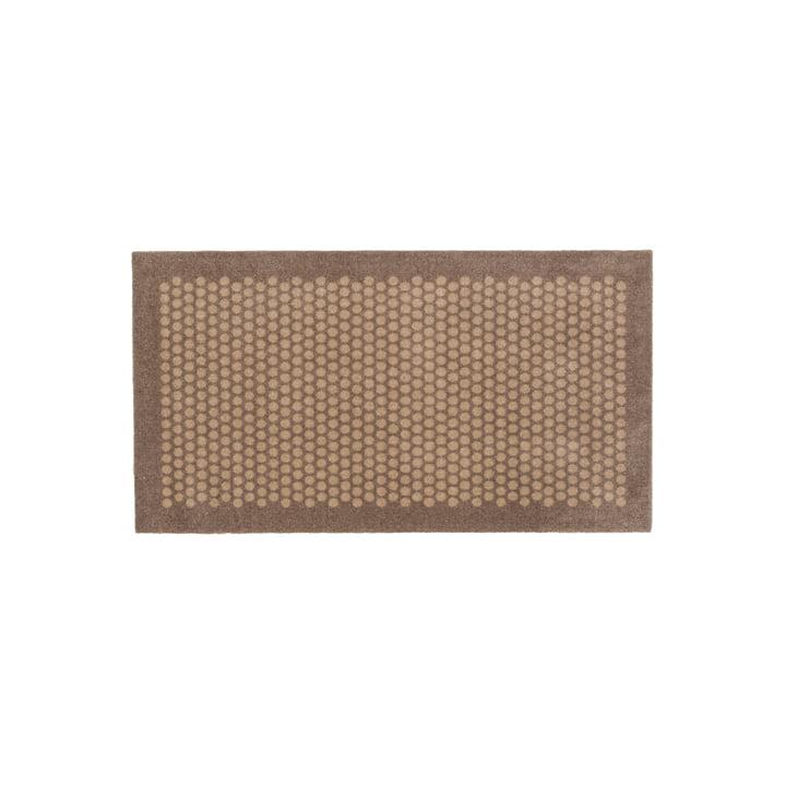 Dot Fußmatte 67 x 120 cm von tica copenhagen in sand