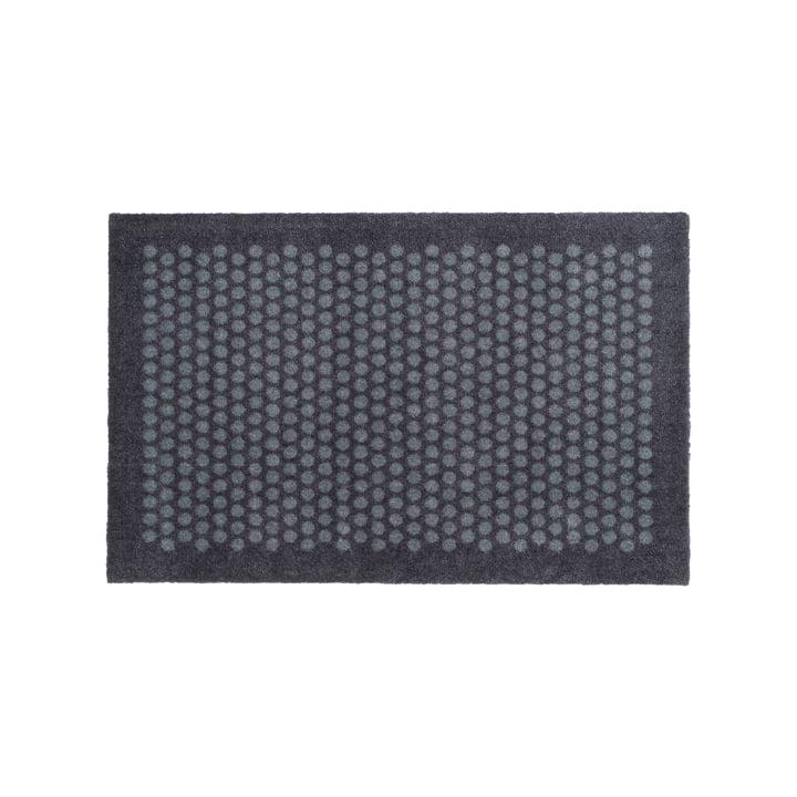 Dot Fußmatte 60 x 90 cm von tica copenhagen in grau