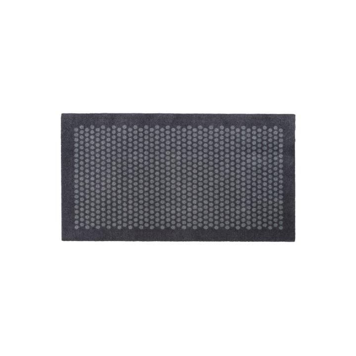 Dot Fußmatte 67 x 120 cm von tica copenhagen in grau