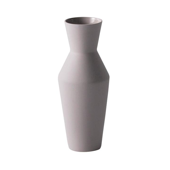 Sculpt Vase Corset von ferm Living in Grau