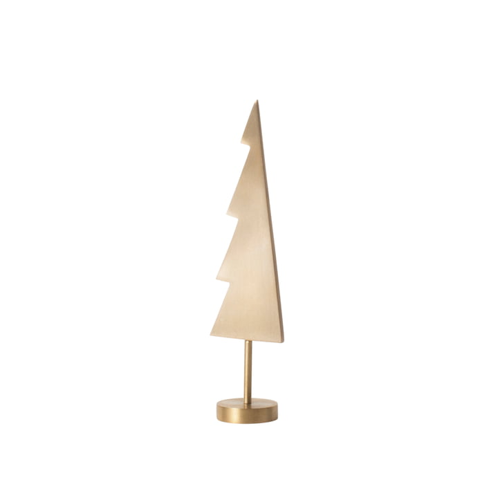 Winterland Brass Tree Solid von ferm Living