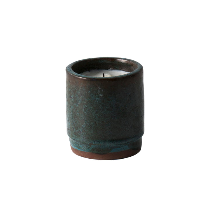 Scented Candle von ferm Living in Grün