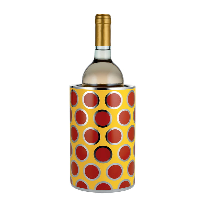 Circus Flaschenkühler 130 cl von Alessi mit Weinlasche