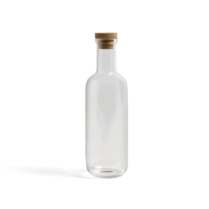 Hay - Bottle Flasche, small / 0,75 l, clear