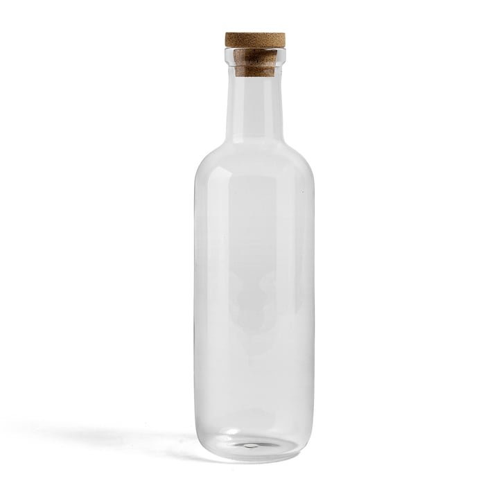 Hay - Bottle Flasche, large, klar