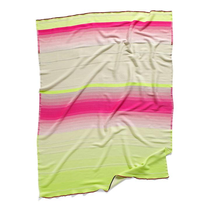 Colour Plaid Wolldecke Farbe: No. 7 von Hay