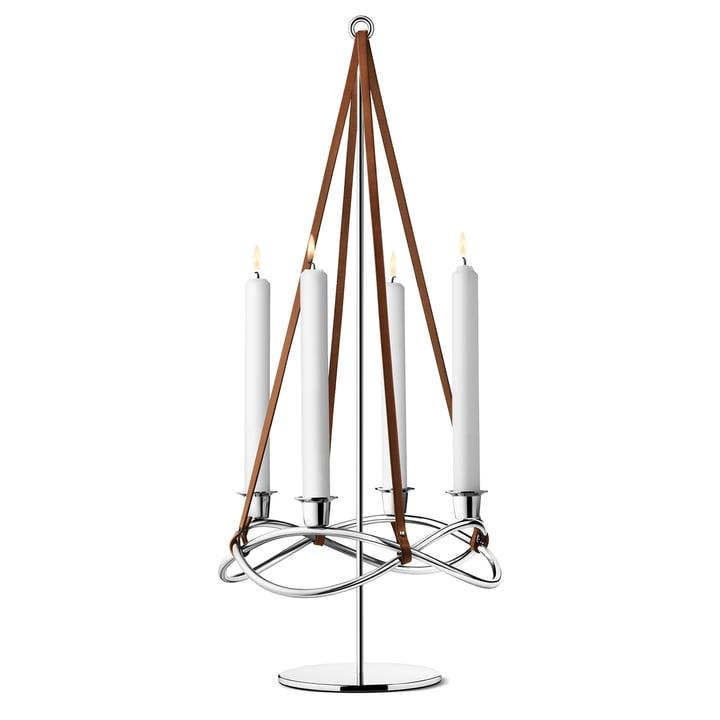 Season Kerzenhalter-Erweiterung glänzend von Georg Jensen