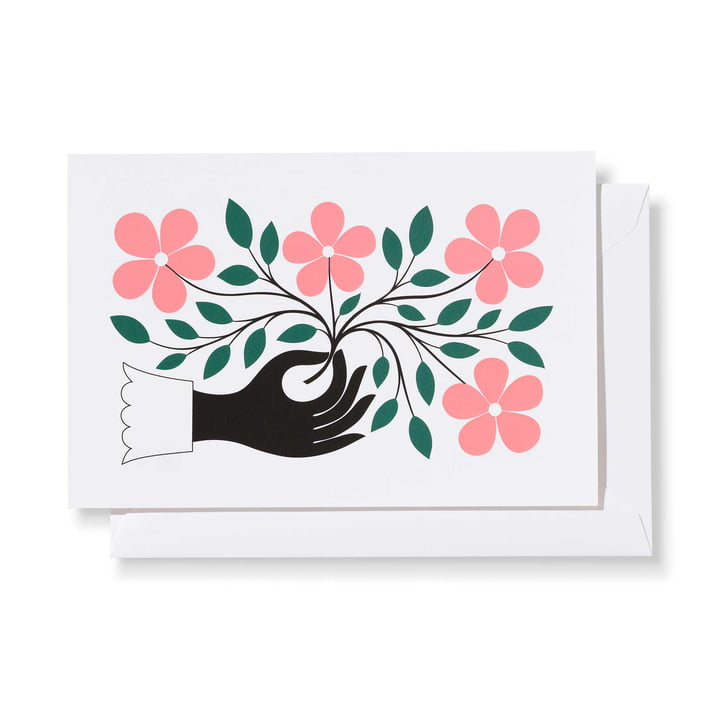 Greeting Cards Hand von Vitra