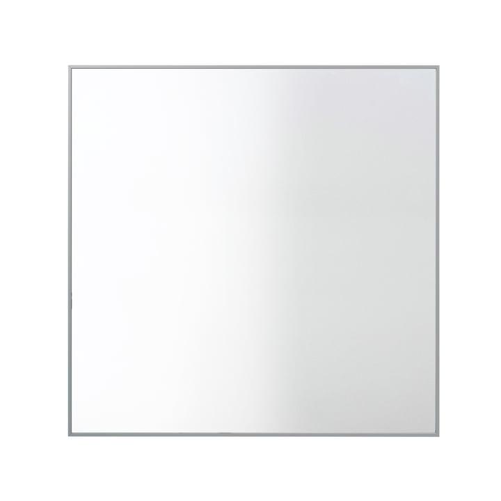 by Lassen - View Spiegel 70 x 70 cm, cool grau
