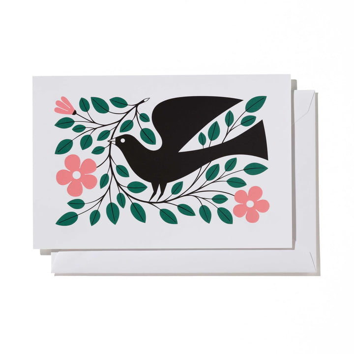 Greeting Card Dove von Vitra