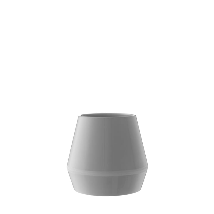 by Lassen - Rimm Vase klein, cool grau