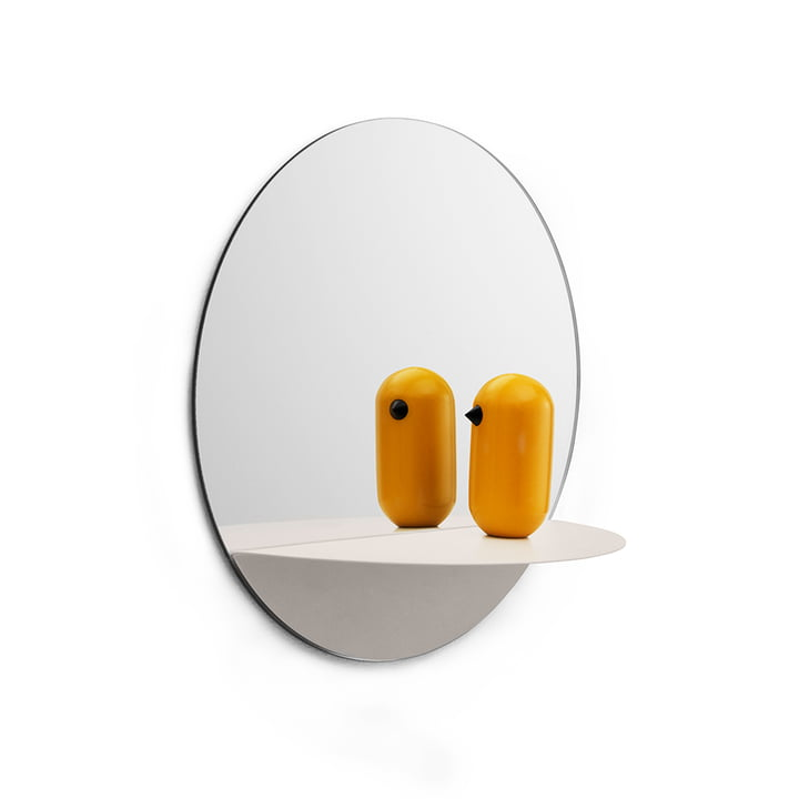Horizon Spiegel und Little Bird von Normann Copenhagen
