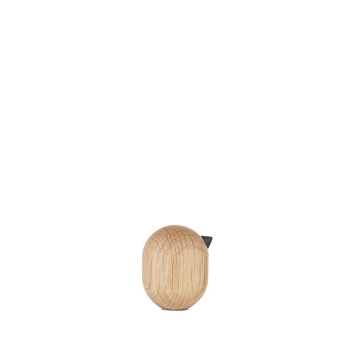 Little Bird 4,5 cm von Normann Copenhagen aus Eichenholz