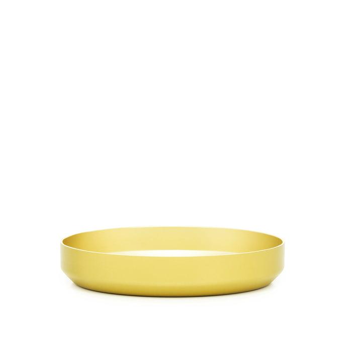 Normann Copenhagen - Meta Schale Ø 16 cm, flach, gold