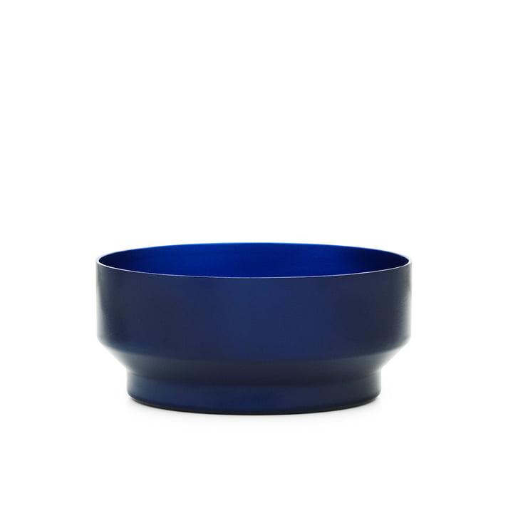 Normann Copenhagen - Meta Schale, Ø16 cm, hoch, blau