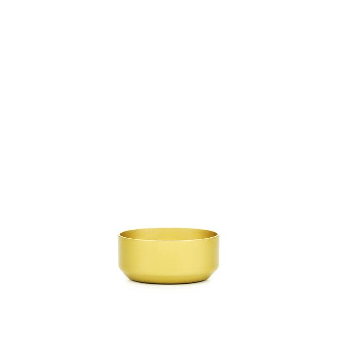 Normann Copenhagen - Meta Schale, Ø 9 cm, gold