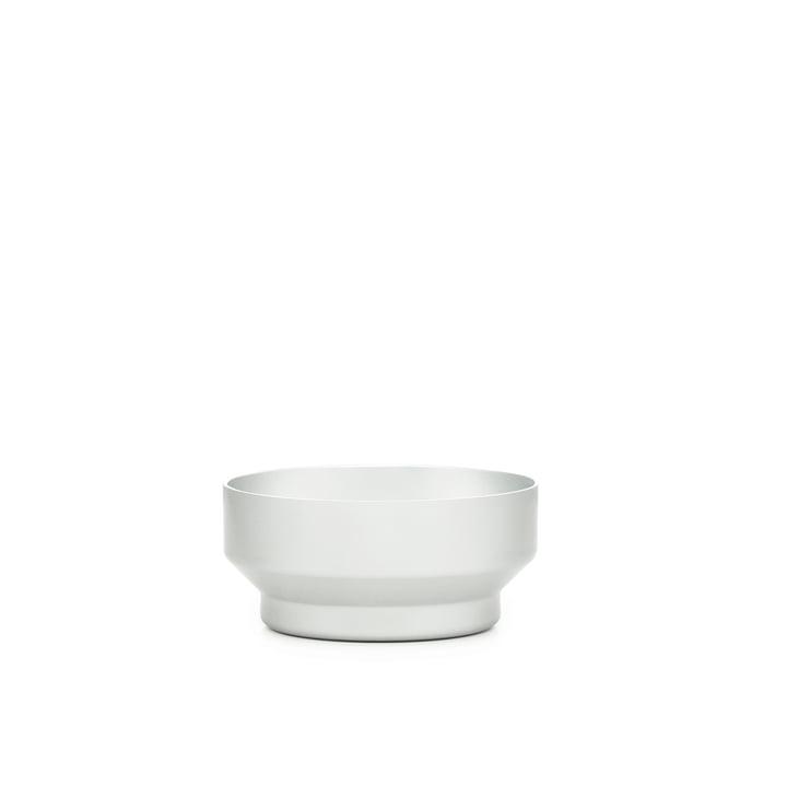 Normann Copenhagen - Meta Schale, Ø 13 cm, silber