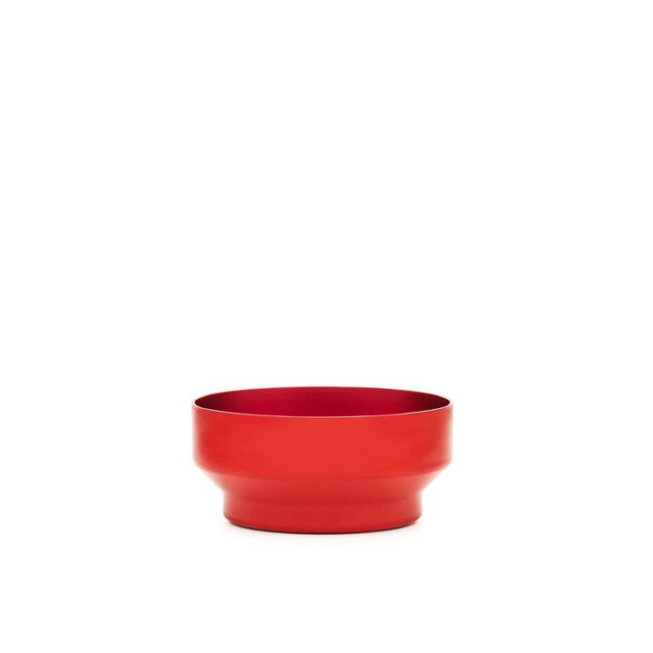 Normann Copenhagen - Meta Schale, Ø 13 cm, rot