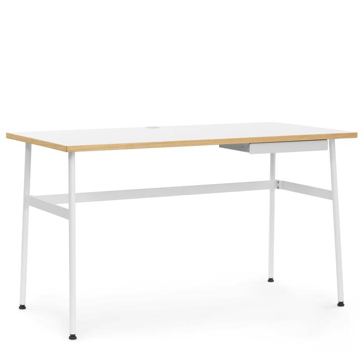 Journal Desk von Normann Copenhagen in Weiß