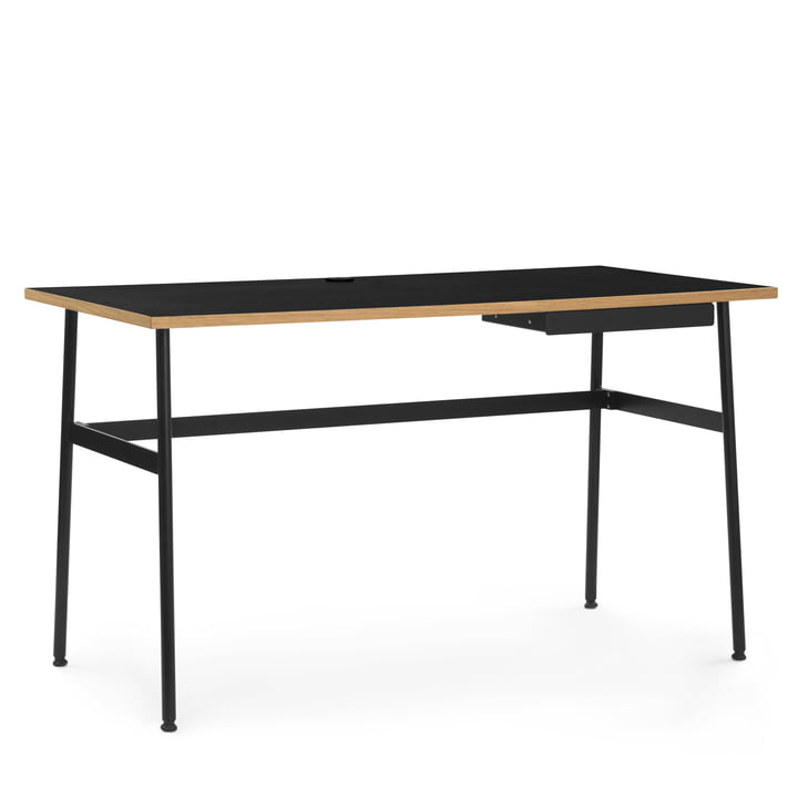 Journal Desk von Normann Copenhagen in Schwarz