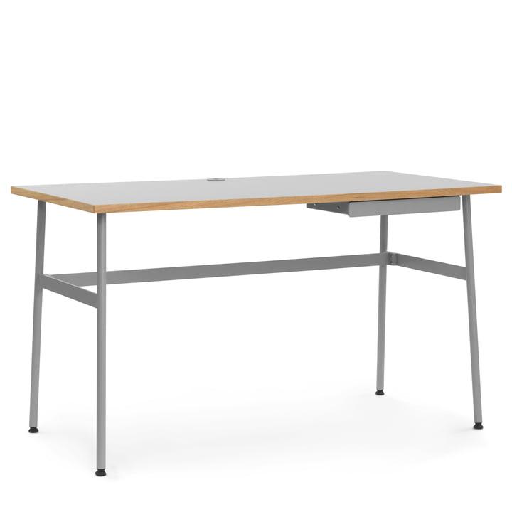 Journal Desk von Normann Copenhagen in Grau