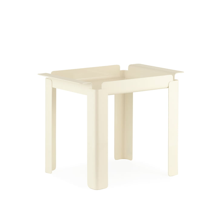 Normann Copenhagen - Box Table 33 x 48 cm, creme