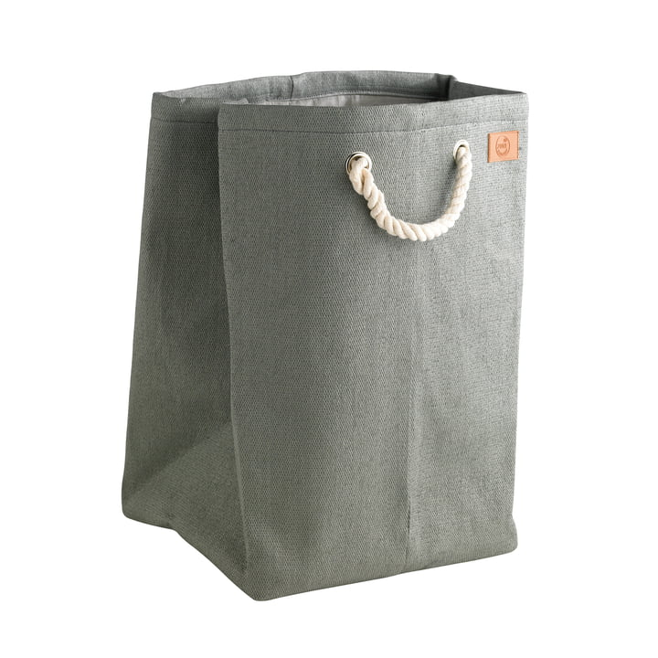 Laundry Basket von Zone Denmark in Grau