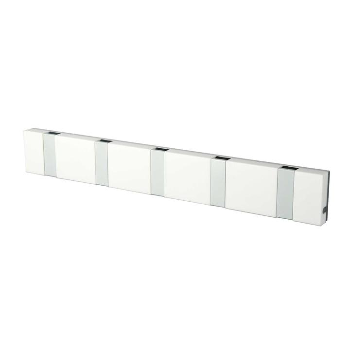 Knax Lite 5er Garderobe von LoCa in Weiß