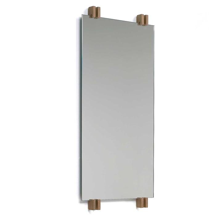 Cutter Spiegel vertikal von Skagerak in Teak