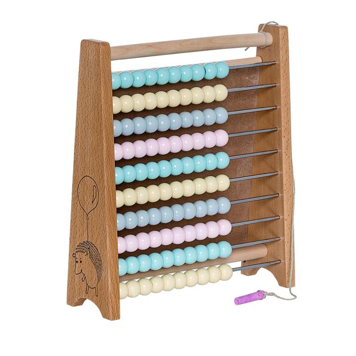 Der Bloomingville - Abacus Rechenschieber, mehrfarbig