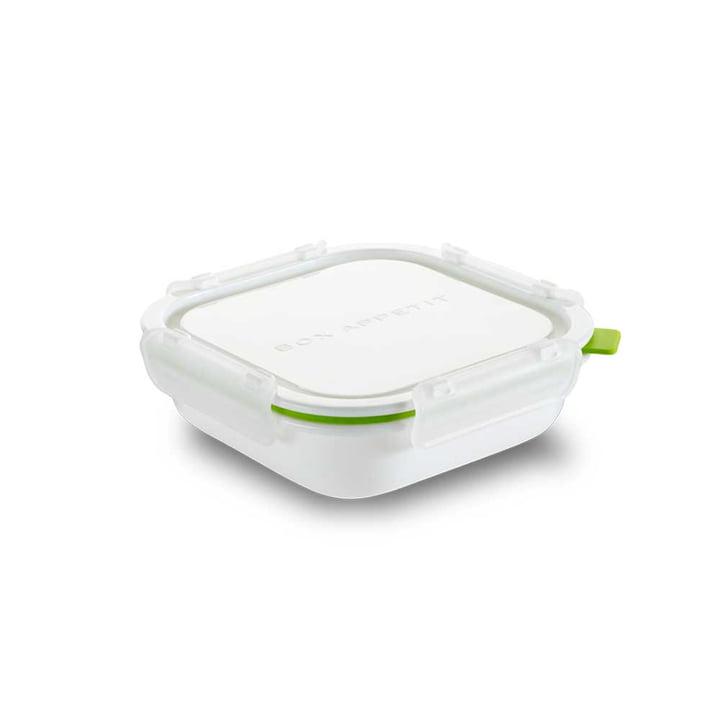 Quadratische Lunch Box in Small von Black + Blum