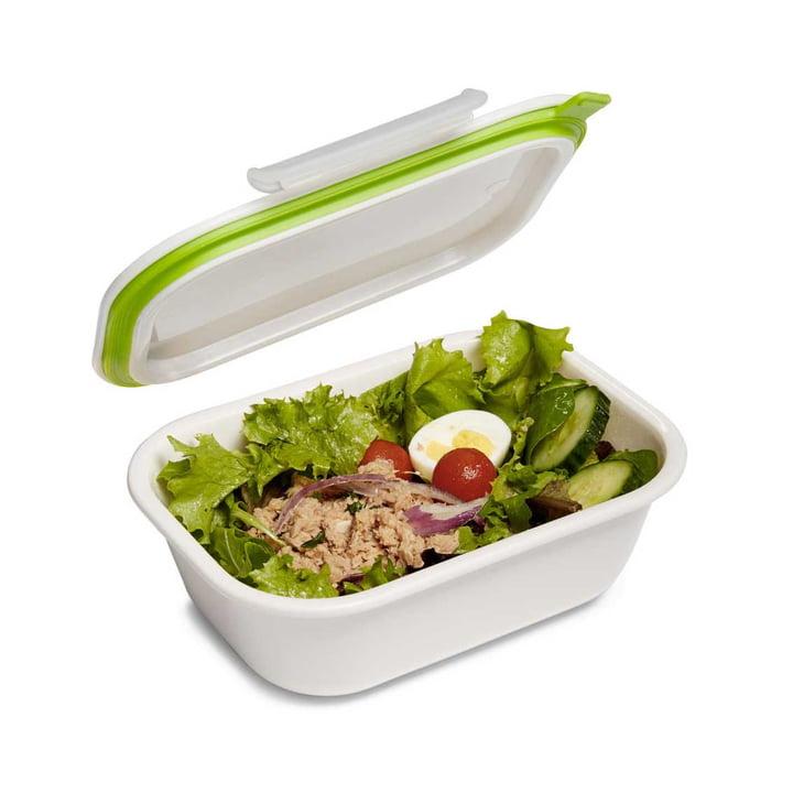 Lunch Box rechteckig von Black + Blum
