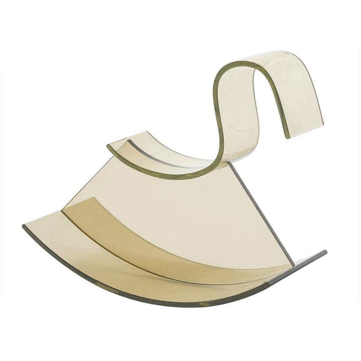 H-Horse von Kartell in Gelb / Transparent