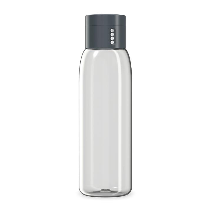 Dot Wasserflasche von Joseph Joseph in Grau