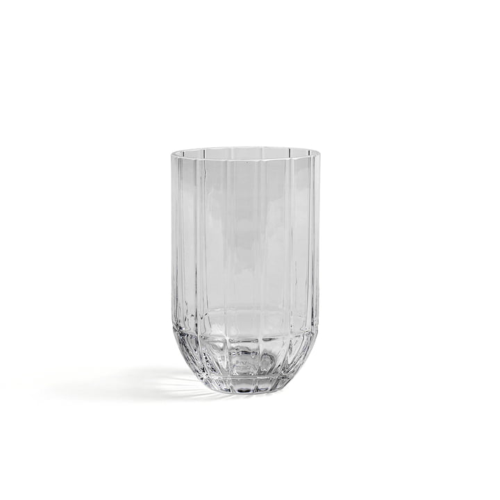 Hay - Colour Vase Glasvase, M, transparent