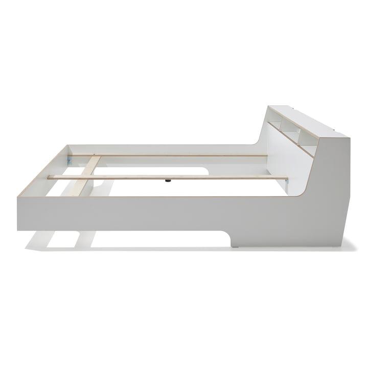 Slope Bett von Müller Möbelwerkstätten