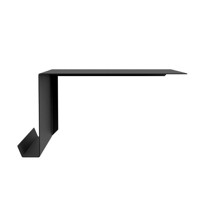 Shelve02 links von Nichba Design in Schwarz