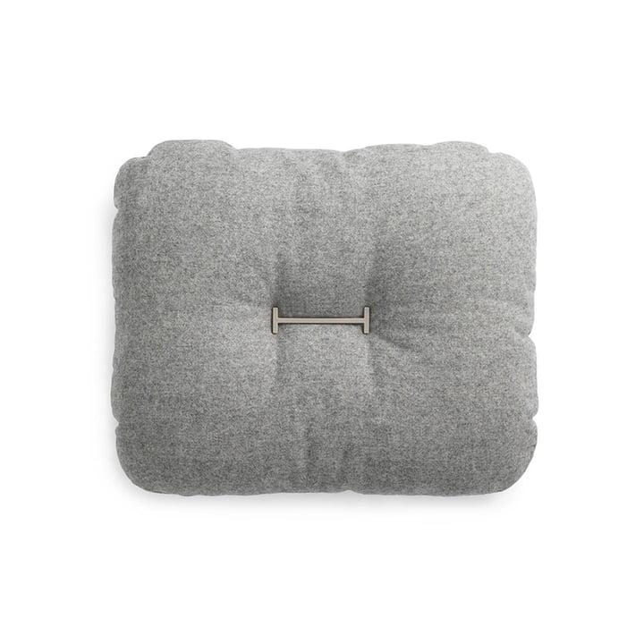 HI Kissen Wolle 50 x 60 cm von Normann Copenhagen in Grau