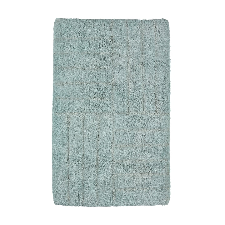 Zone Denmark - Classic Badezimmermatte 80 x 50 cm, dust green