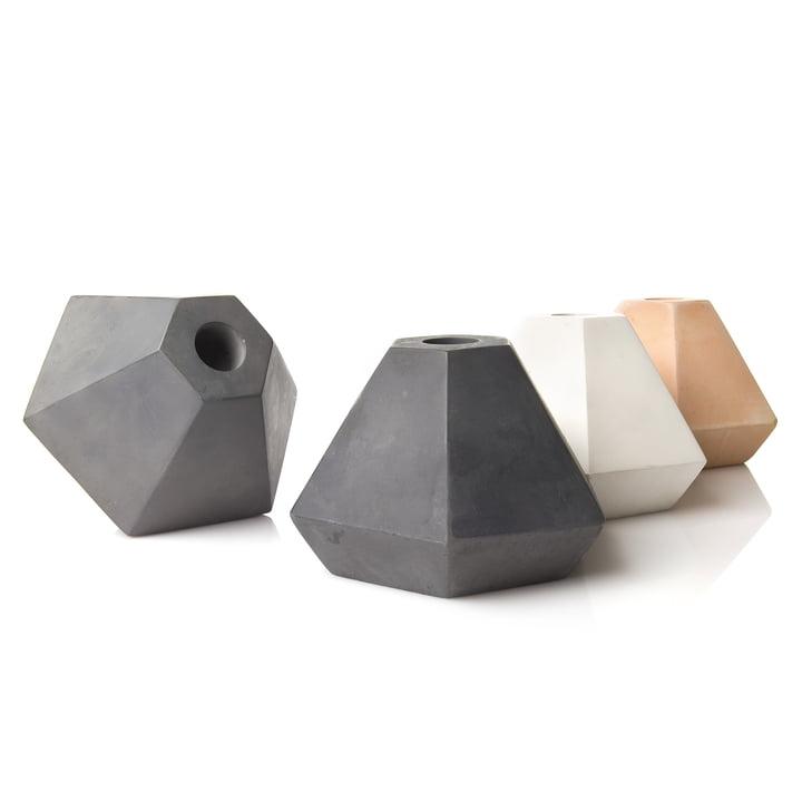 Korridor - Concrete Kerzenhalter